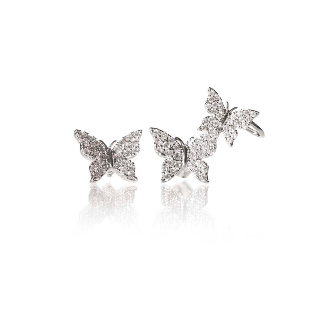 Signature Butterfly Studs
