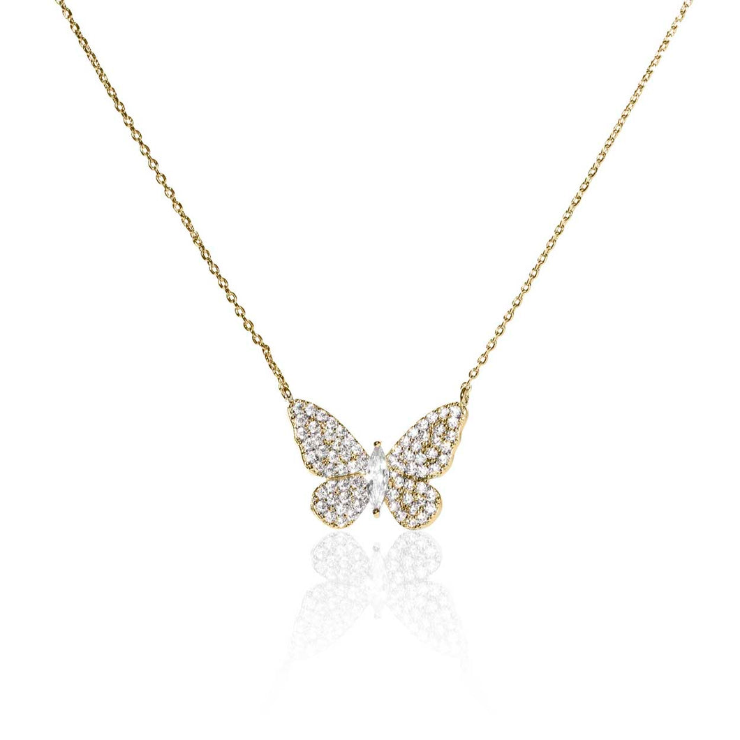 Signature Butterfly Necklace