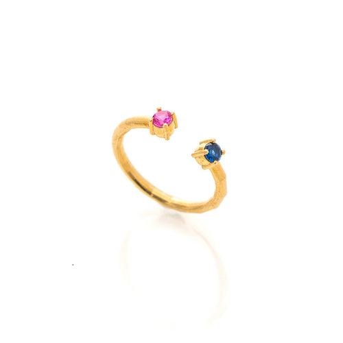 Radiant Open Ring