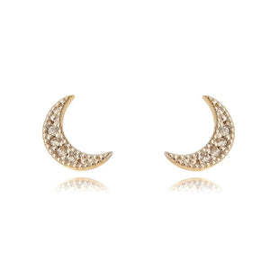Luna Moon Earrings