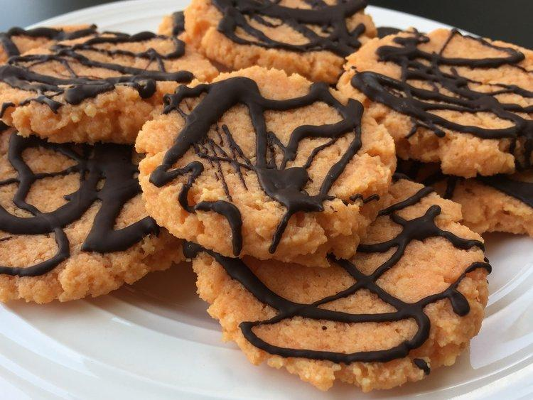 Keto Chocolate Orange Cookie Recipe