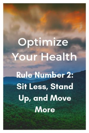 Optimum Health - Rule Number 2