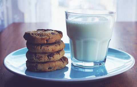 Cookies and milk keto drink alternatives