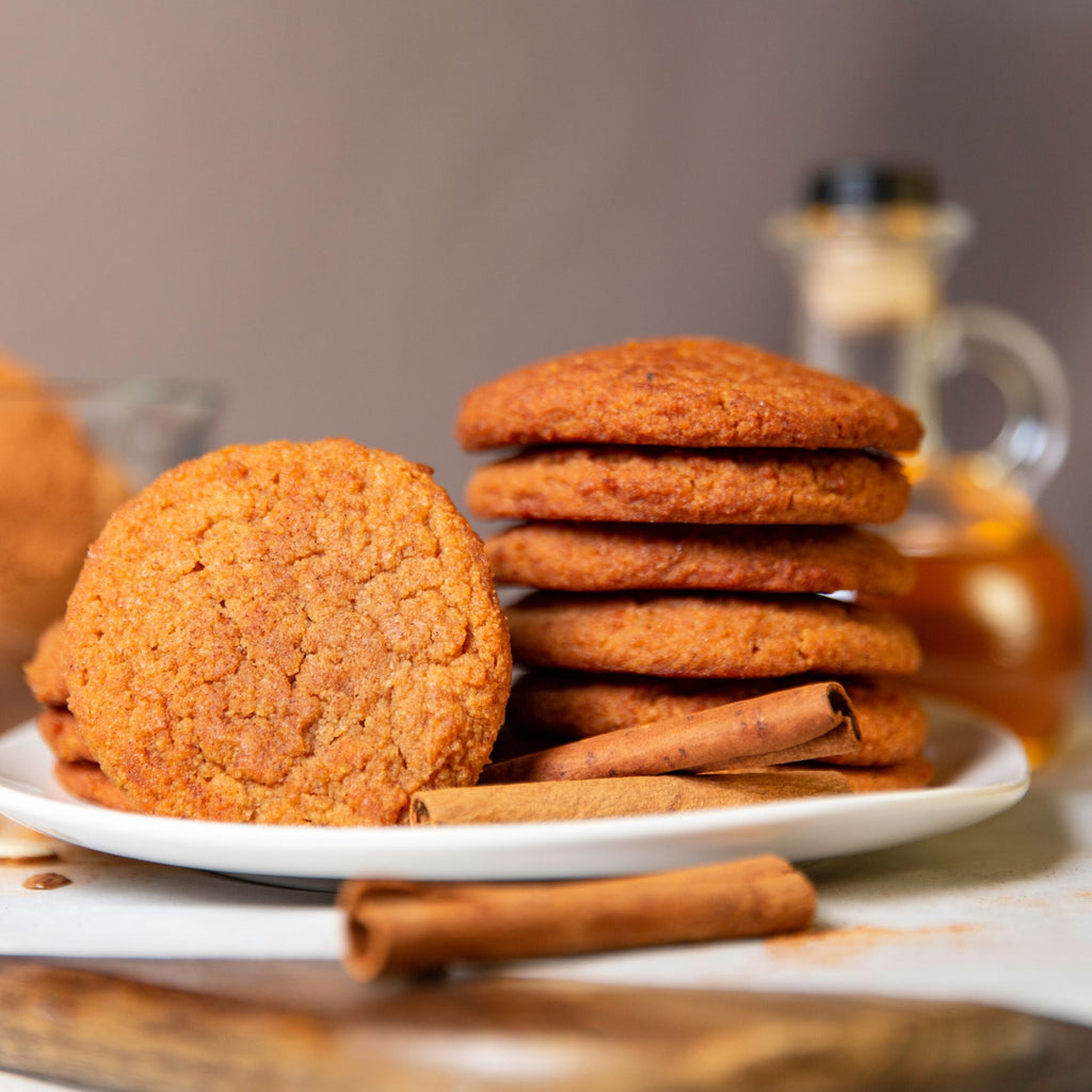 ChipMonk Cookies Keto Sugar-free gluten-free low-carb ChipMonk Baking Mega Box (12 Cookies) Cinnamon Snickerdoodle