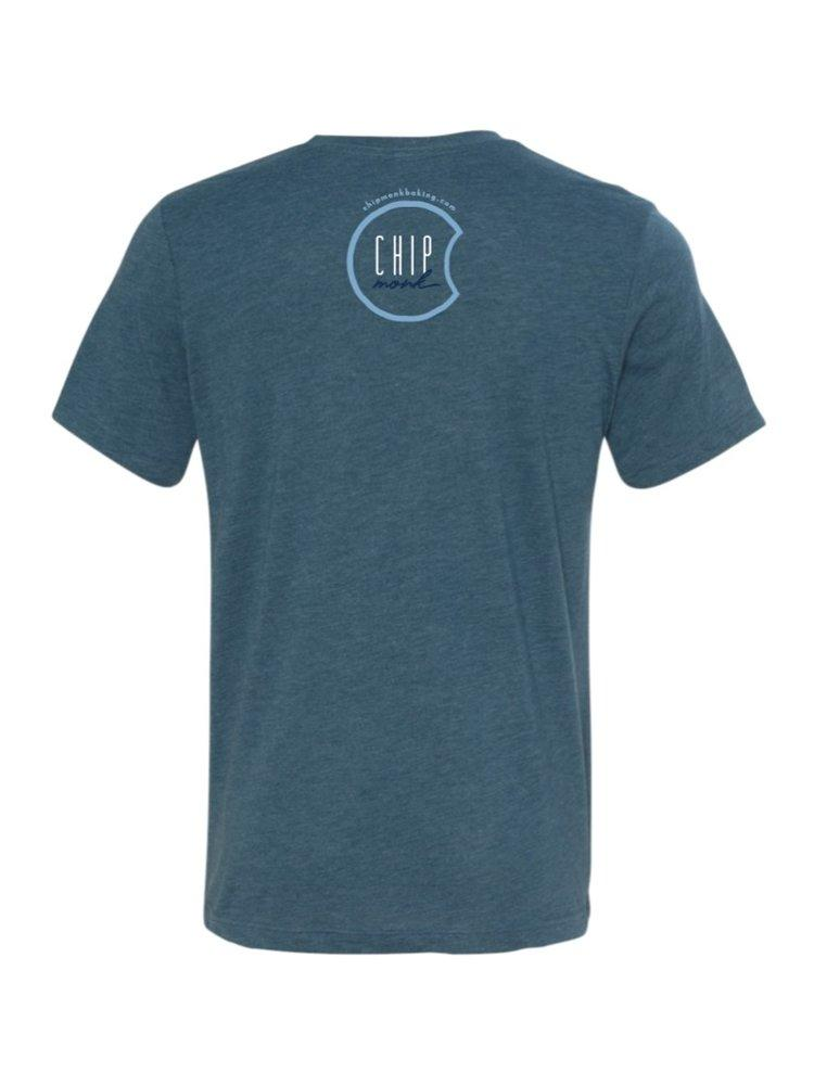 ChipMonk T-Shirt Keto Sugar-free gluten-free low-carb ChipMonk