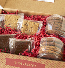 Assorted Cookie & Bar Box