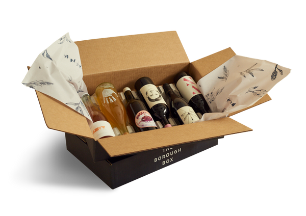 Natural Wine Box Subscription