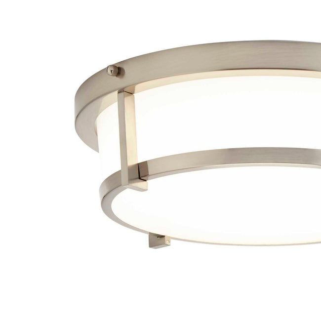 technology-LED Flush Mount Ceiling Light Cage Design And Dimmable - 13