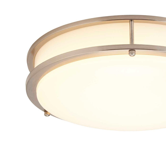 technology-LED Flush Mount Ceiling Light Thin Design And Dimmable - 14