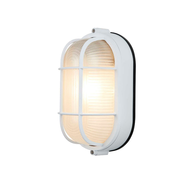 Outdoor Wall Lantern Waterproof Bulkhead Wall Sconce White Noma Us