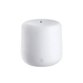 Small ultrasonic humidifier on a white background
