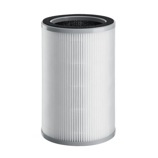 Large NOMA HEPA filter on a white background
