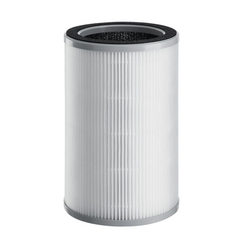 Medium NOMA HEPA filter on a white background