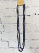 Load image into Gallery viewer, Double Looped Beaded Necklaces