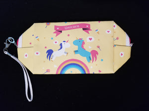 Small Unicorn Cosmetics Bag