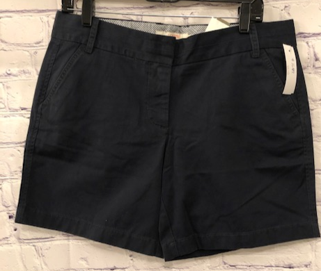 J Crew Chino Broken- In Shorts Size 10