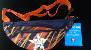 Houston Astros Fanny Pack