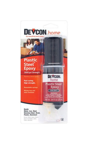 Devcon Home  High Strength  Plastic Adhesive  0.84 oz.