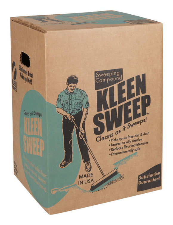 Kleen Sweep  Sweeping Compound  100 lb.