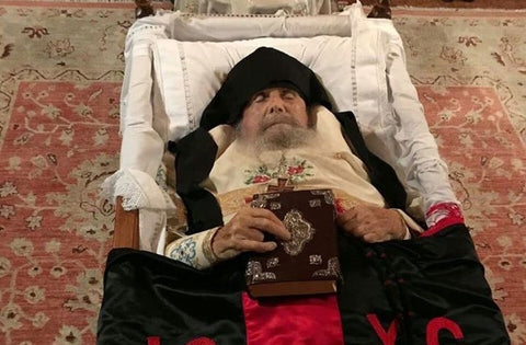 The repose of Elder Ephraim