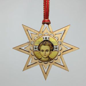 Christ Star Ornament