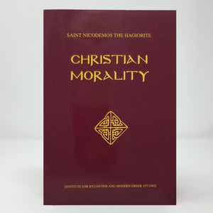 Christian Morality  book sold in Canada by the sisters of monasterevmc.org