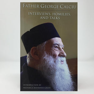 Father George Calciu orthodox  book sold in Canada by the sisters of monasterevmc.org