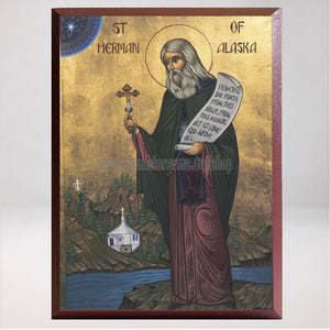 St. Herman of Alaska  | Saint Germain d'Alaska