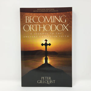 Becoming Orthodox  book sold in Canada by the sisters of monasterevmc.org