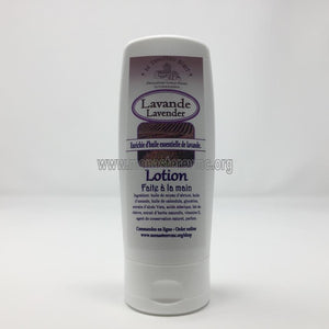 Goat Milk Lavender Lotion