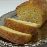 Homemade lemon bread by the sisters of the monasterevmc.org