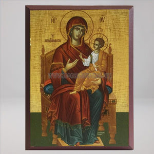 Theotokos Most Holy Queen of All