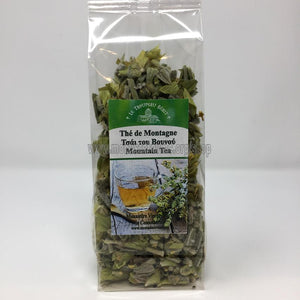 Moutain Herbal Tea | Tisane de Thé de Montagne