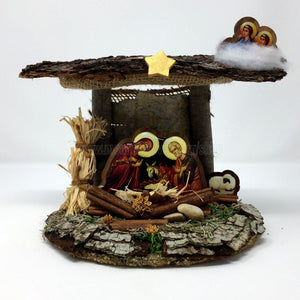 Orthodox Nativity Scene 7 | Crèche de Noël Orthodoxe 7