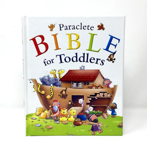 Paraclete Bible for Toddlers, sold by the sisters of monasterevmc.org