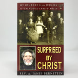 Surprised by Christ  orthodox book sold in Canada by the sisters of Greek Orthodox monasterevmc.org