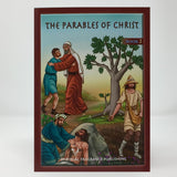 The Parables of Christ, children's orthodox book sold by www.monasterevmc.org