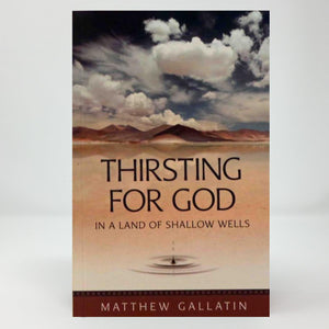Thirsting for God in a land of shallow wells orthodox book sold in Canada by the sisters of monasterevmc.org