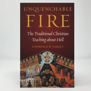 Unquenchable fire orthodox book sold in Canada by the sisters of Greek Orthodox monasterevmc.org