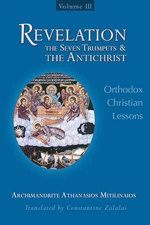 Revelation vol 3 by Fr Mitilinaios orthodox book sold in Canada by the sisters of monasterevmc.org