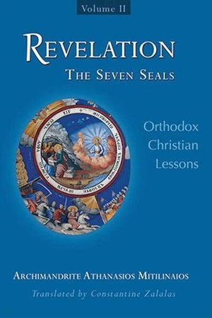 Revelation vol 2 by Fr. Mitilinaios orthodox book sold by the sisters of monasterevmc.org