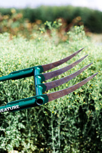 "2-Pack: FARMER'S (16"" tine) & TALL (14"" tine) broadforks"