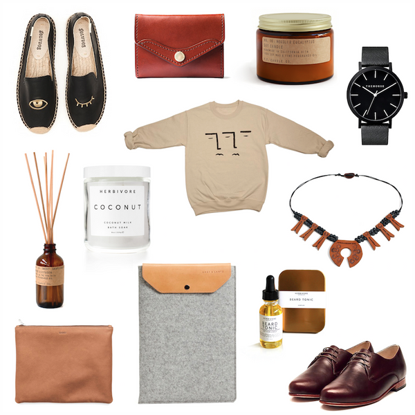 GIFT GUIDE #4: FOR THE BEST-DRESSED