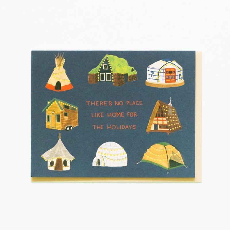 Holiday Cards by Small Adventure