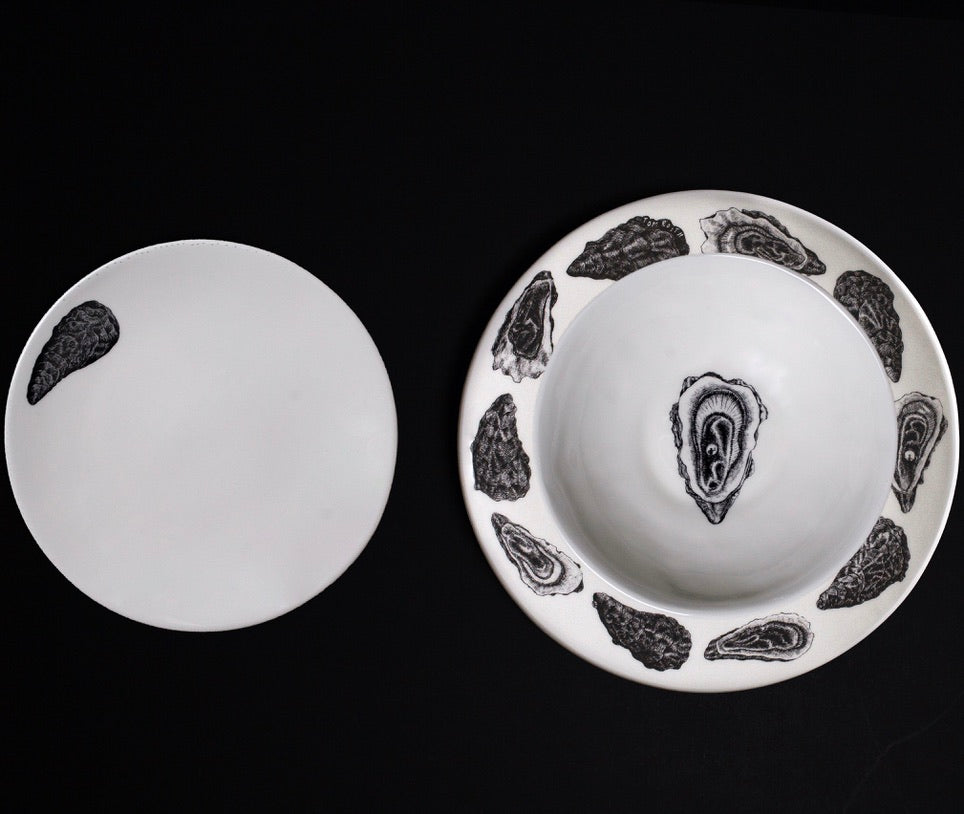 The Oceanic Collection: the 6-piece dinner set