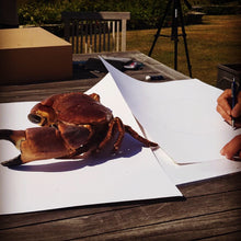 Load image into Gallery viewer, Hercules the crab (limited edition of 188)