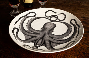 Octoplate (octopus limited edition of 188)