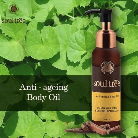 Anti Aging Body Oil