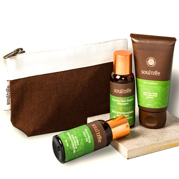 Hair Care Kit - Travel Kit