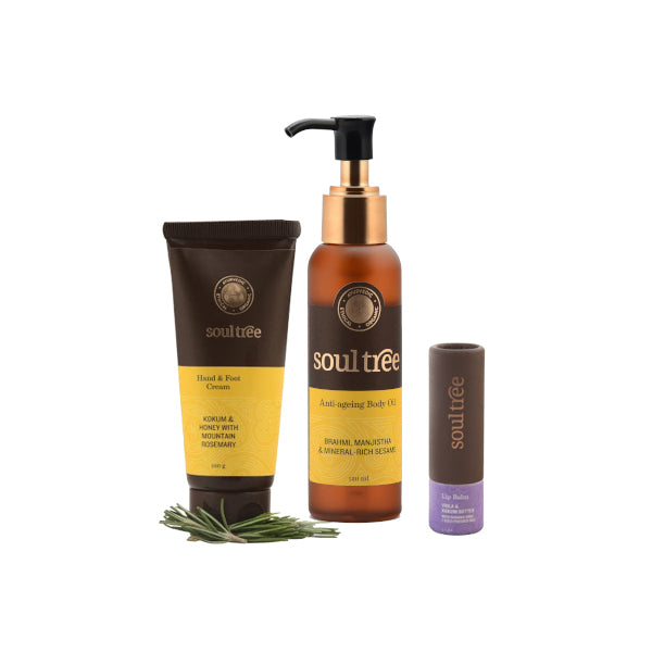 Nourishing Body Care Kit - Combo Set